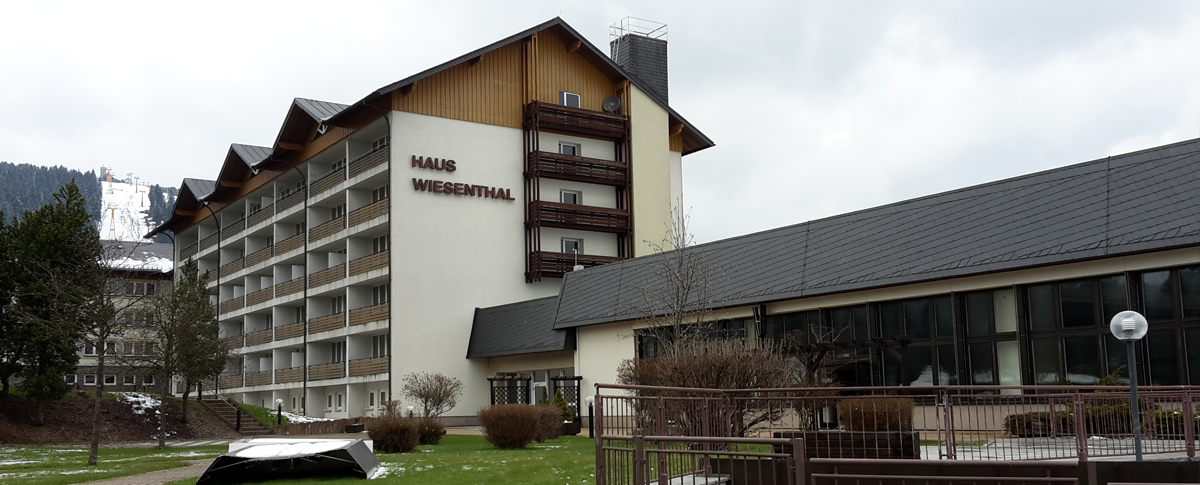 Haus Wiesenthal Oberwiesenthal Selekta Abbruch